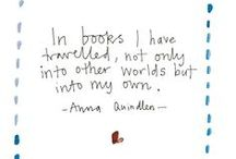 Quotes / Quotes we love from some of our favourite books and authors. / by Penguin Books Australia
