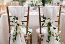 Spring Wedding Inspiration / Spring weddings are our favorites. The soft colors and fresh air are the perfect backdrop for the bride and groom to shine.