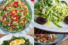 Summer Salads & More