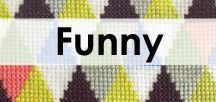 Funny cross stitch / Funny Cross Stitch Patterns