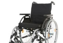 Ultra lightweight wheelchair / The Breezy® Elegance / BREEZY'S premium line of wheelchairs provide comfort, support, and security for you and your loved one, and are available at Knueppel HealthCare.