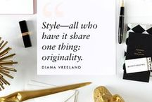 From the desk of Loki Loki / Inspirational quotes for the modern woman entrepreneur / by Loki Loki