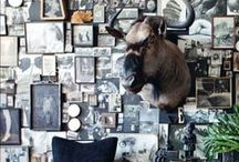 Build a Nest / Rustic, bohemian, lived-in inspiration spaces / by Mich
