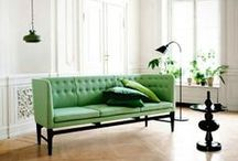 palette green / green, oh, happy green makes me smile. / by Kelly Vorves Photography