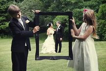 Wedding / Engagement + save the date + wedding