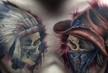 Tattoos / by Rivelino Rigters