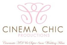 Chic Wedding Films / Cinema Chic Wedding Films ~ For the Chic Bride ~ Cinematic HD & Vintage Super 8mm Film