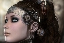 Steampunk / by Brigitte Wenk