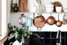 Kitchen / by Kristina Robertsson