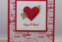 Valentines Cards - Stampin' Up!