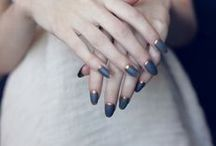 Nail Inspiration  / Dressed up nails... #nailart / by Anne Sportun Fine Jewellery