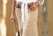Boho Chic, Bohemian, Hipster & CareFree Style / I love these casual, yet Chic Style..it's so freedom loving