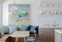 Small apartment living / Just because they're small, doesn't mean they can't be lovely...