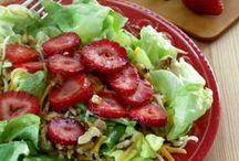 Strawberry Recipes / Recipes that showcase strawberries