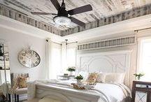 Bedroom Haven ... / Cozy, romantic, tranquil bedroom ideas and decor