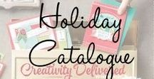 2017-2018 Stampin' Up! Holiday Catalogue