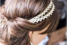 Hairstyles / by Maddie Hazen