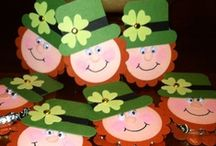 St Patricks Day / by Helen Membrila