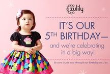 zulilybday / Birthday party ideas, birthday decorations, party themes. / by zulily