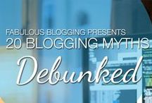 Bloggy McBloggerson (Blog Tips) / Blog tips and info. #blogging #writing