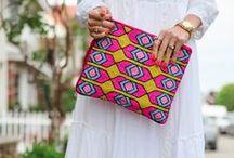 Bags/Clutches / by Bhargavi Sameeran