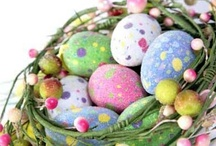 Easter / Easter. Spring. New Life.