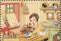 Home, Sweet Home! 1 / by Becky Schneider-Hauk