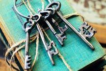 Skeleton Keys / by Lisa Dellabella Radler