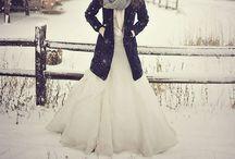 My Winter Wedding / by Michelle Orloski