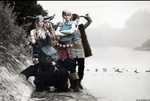 Costuming, Cosplay & Steampunk / The fashion inspired by fandoms and fantasy
