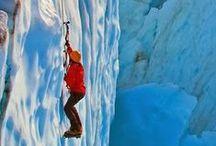 Escalada y montaña / Los mejores destinos, equipo, zapatos y ropa para disfrutar de tus aventuras en la montaña y escalada.