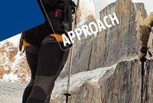 The right shoes  / El calzado adecuado para cada actividad: montañismo, escalada, senderismo, running y mucho más. www.trekoon.com/es/calzado