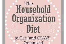 Organization / by Becky Schneider-Hauk