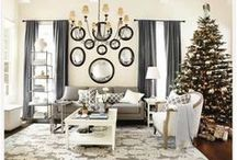 Living Room Inspiration / by Morgan Trent