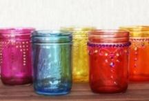 Jars / by Becky Schneider-Hauk