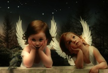 Angels Among Us 1 / by Becky Schneider-Hauk