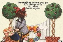 There's no Place Like Home / by Becky Schneider-Hauk