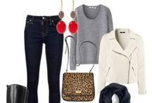 outfit inspiration. (pieces to make a great look) / Ideas and Inspiration for Outfits and Style / by Heather Johnson