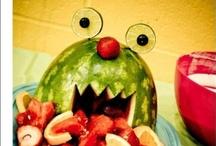 food for kids / by Eva Claudia Pérez Ortega