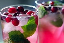 Drink up! (responsibly) / Mixology and other drinkable deliciousness!