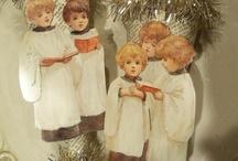 Vintage Christmas / by Linda Edmonds Cerullo