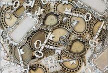 Craft Supplies / by Becky Schneider-Hauk