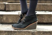 boots & booties. (every Midwestern girl'a favorite part of winter) / by Heather Johnson
