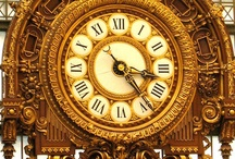 Clocks / by Linda Edmonds Cerullo