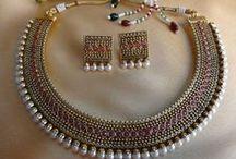 Zevar/Jewellery  / by Bhargavi Sameeran