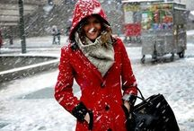 winter wardrobe. (seasonal: winter style) / by Heather Johnson