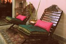 India Decor Inspirations / A collection of Indian themed spaces or spaces inspired by decor elements from India. This board celebrates the Indian-ness and the rich culture and heritage we have managed to carry with us through our homes.