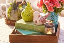 Decorate Your Home / Home decorating, furniture, bedroom and bath decor. / by zulily