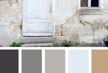 Paint chips / by Bj Geren