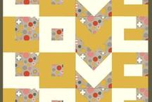 Quilts - Graphically Speaking / Geometrics, Graphics and Words / by Naomi Anderson